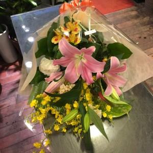 特別な日に贈る花束