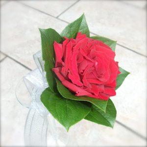 リストブーケ/薔薇メリア